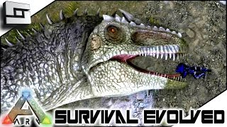 ARK: Survival Evolved - GIGANOTOSAURUS TAMING! S2E66 ( Gameplay )