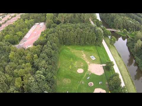 Beatrix park Almere 2015