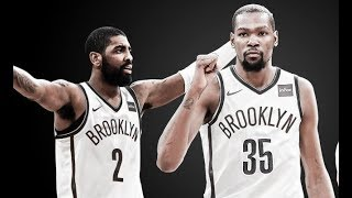 Kevin Durant Signs With Brooklyn Nets! Kevin Durant & Kyrie In Brooklyn!