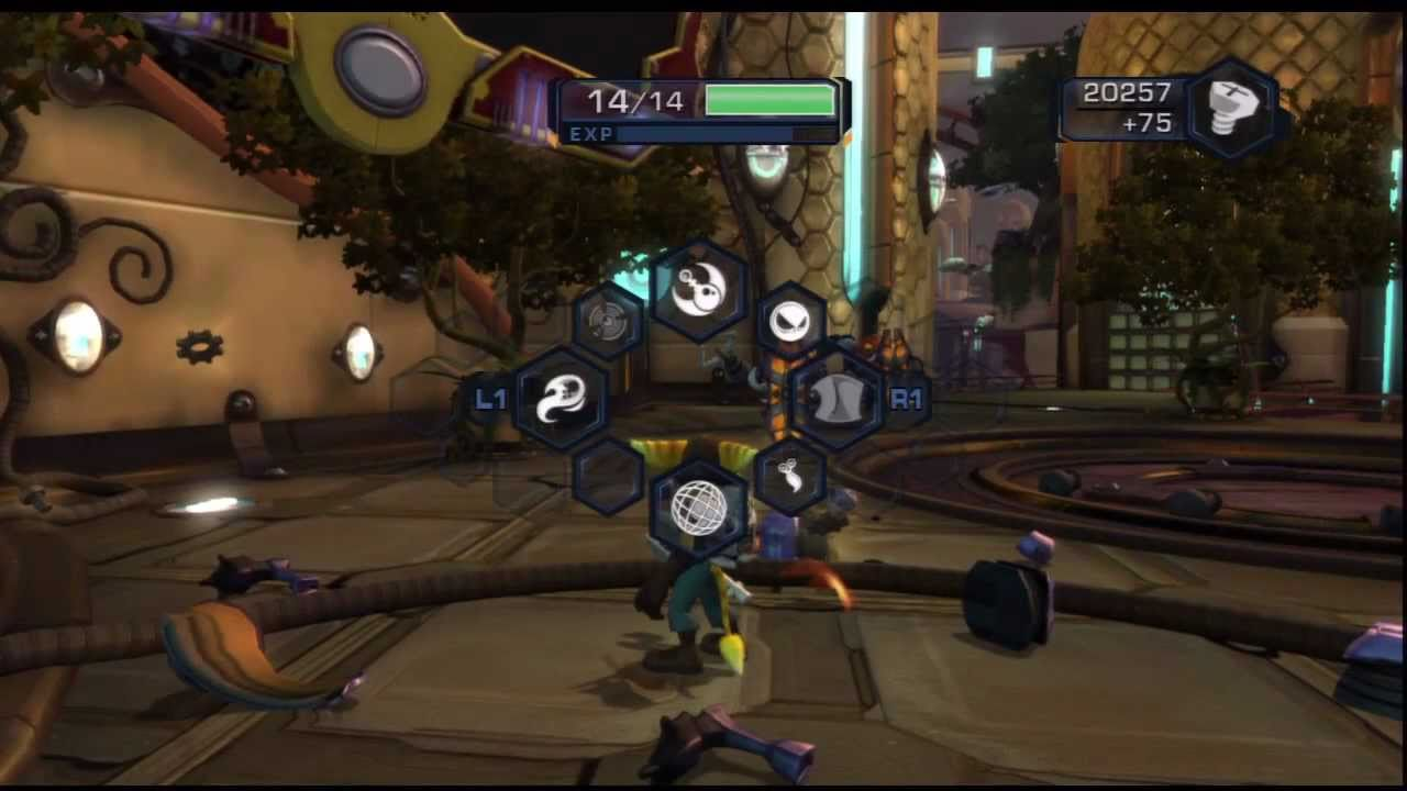 Ps3 Longplay 009 Ratchet Clank Tools Of Destruction Part 1