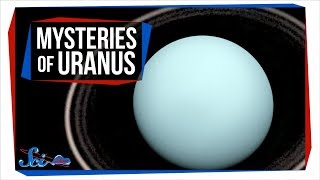 What Knocked Over Uranus? And Two Other Mysteries