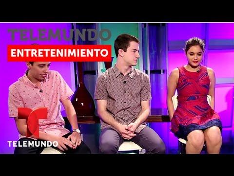 """El elenco de """"Goosebumps"""" dice su palabra en español favorita  Farándula  Entretenimiento"""