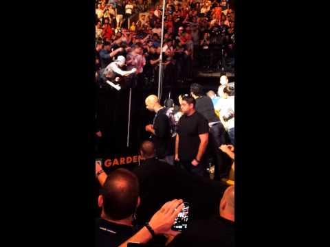 Alistair Overeem walkout - UFC Fight Night 26
