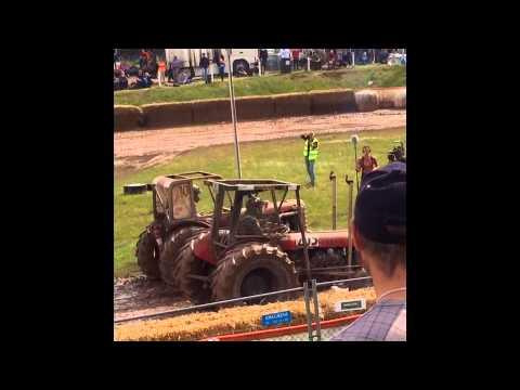 Volvo-Terror Crash - Målilla Traktor Power Weekend