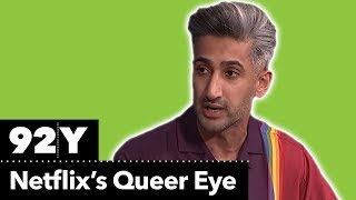 Queer Eye's Tan France on being a gay Muslim