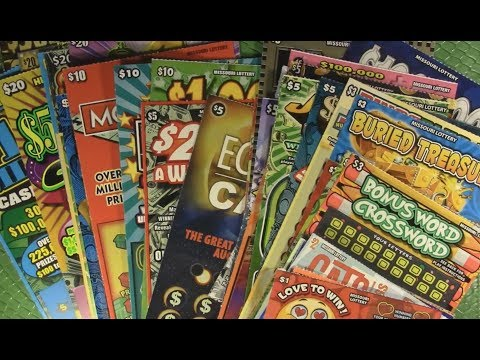 NICE WINS!  EVERY SCRATCHER IN MISSOURI! $403 of 60 DIFFERENT TICKETS!