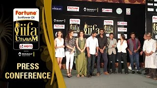 Watch the Stars Speak | IIFA Utsavam 2017 | Press Conference | Full Event
