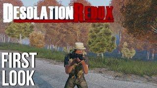 Arma 3 Desolation Redux Mod First Look