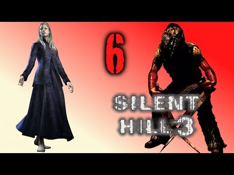 Nightmare Mirror Room - Silent Hill 3 Part 7