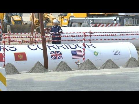 Baku: Baubeginn des Südlichen Gaskorridors - focus