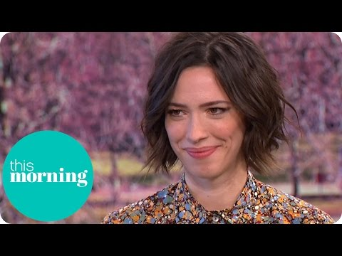 Rebecca Hall on Why Her Film Christine Needs to Exist  This Morning