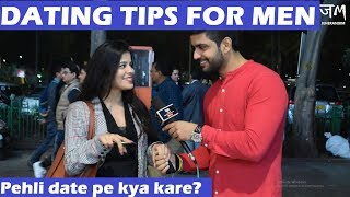 Dating tips for Men | Pehli date pe kya kare | Valentine Special |  Public hai Ye Sab Janti Hai | JM