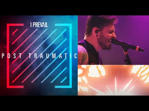 """I Prevail to release live album """"Post Traumatic"""" debut """"Deadweight"""" live video"""