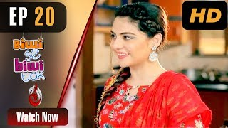 Pakistani Drama | Biwi Se Biwi Tak - Episode 20 | Aaj Entertainment Dramas