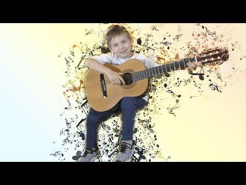 ГИТАРА. Первые шаги. Песни под гитару. Мелодии на гитаре