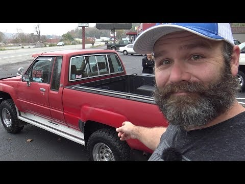 "Craigslist Buyer Beware! The Toyota Pickup Scam?...We were just looking for a ""farm truck"""