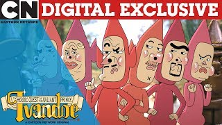 Ivandoe | The Prince and the Sassy Gnomes | Cartoon Network