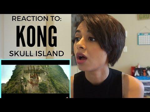 KONG: Skull Island - REACTION