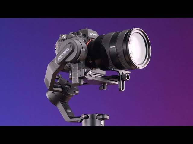 Introduciung Feiyu AK2000C|DSLR Camera Gimbal|New Launch