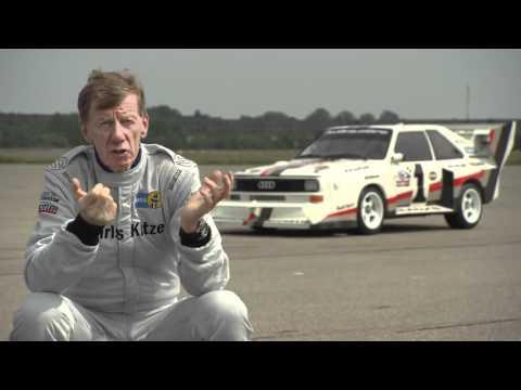 Audi Quattro Pikes Peak Test 2012