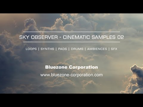 Sky Observer Cinematic Samples 02 - Sample Pack