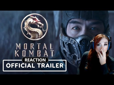 Mortal Kombat (2021) - Official Red Band Reaction - DizzieDee
