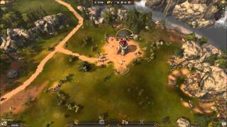 The Settlers 7 Gameplay HD