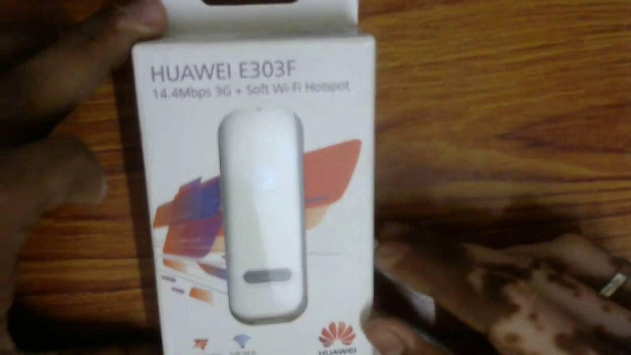 DRIVERS HUAWEI DATA CARD E303F