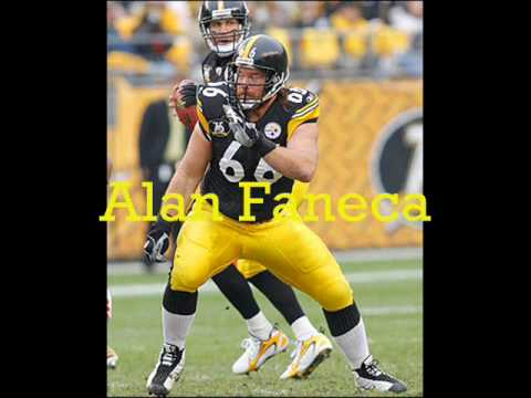 The Steelers All Time Team