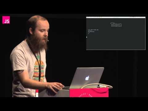Arne Martin Aurlien: Implement an Esoteric Programming Language for Fun | JSConf EU 2014