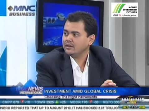Investment Amid Global Crisis   Ariana Nur Akbar Monex TV   MNC BUSINESS