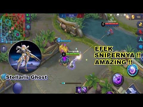 STELLARIS GHOST !! Skin Lesley Terbaru - Game Play