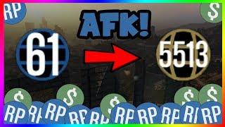 AFK RP + MONEY GLITCH | GANZ LEICHT LEVELN IN GTA ONLINE | 1.41