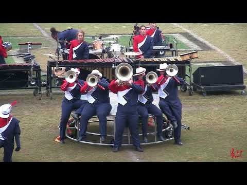 Southern Nash High School Marching Band 11/4/2017