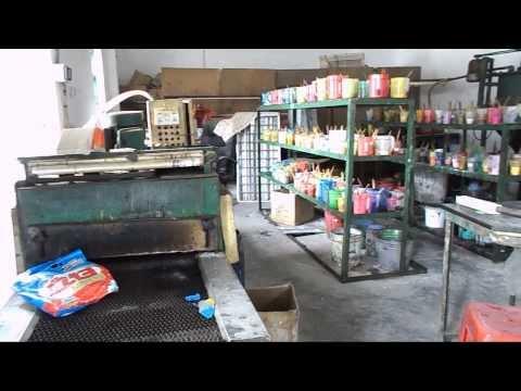 soft PVC branding processing @ QCS china factory