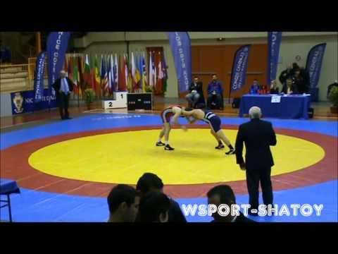 Эльдар Нажмудинов (RUS) vs Андрей Перпелита (FR)