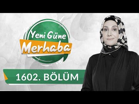 Bir İletişim Teknolojisi Olarak Televizyon ve Diyanet TV - Yeni Güne Merhaba 1602.Bölüm