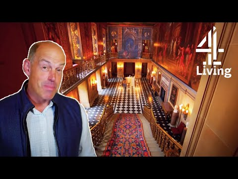 Virtual Tour Of Chatsworth House | Phil Spencer's Stately Homes
