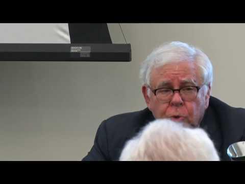 """Janus Forum Debate: """"Gun Control Policy"""""""