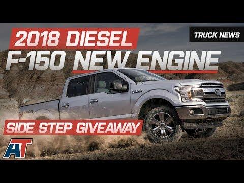 2018 Ford F150 3.3L Engine + 5.0L Coyote Updates + 3.0L Diesel Prediction - Ford F150 News