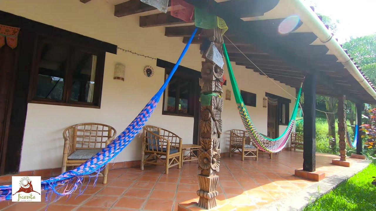 Home Eco Hotel La Jicarita