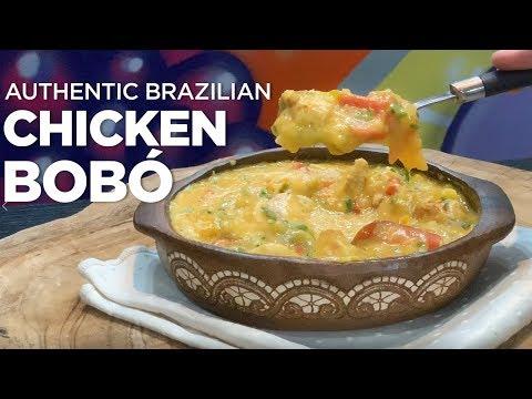 Chicken Bobo | Authentic Brazilian Recipe