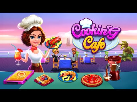 Cooking Cafe Square AD
