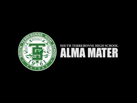 South Terrebonne High School Alma Mater (with Lyrics)   STHS Million Dollar Band from Gatorland