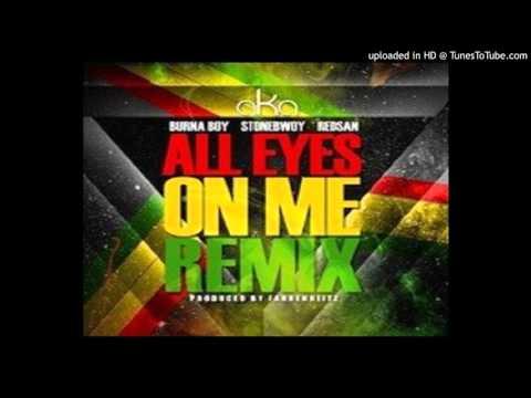 AKA - All Eyes on Me (Fahrenheitz Remix)