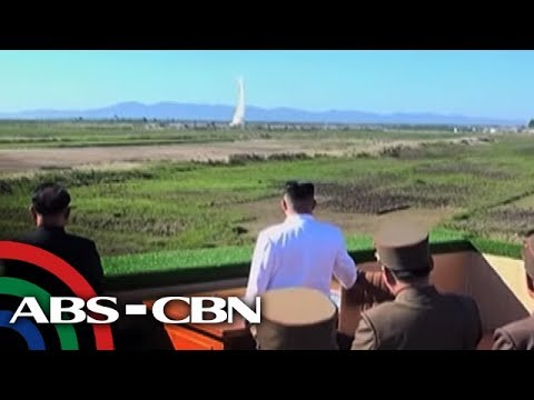 Bandila: Ilang Pinoy sa Guam, nababahala sa banta ng North Korea