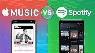 Apple Music vs. Spotify | The Heated Beatdown