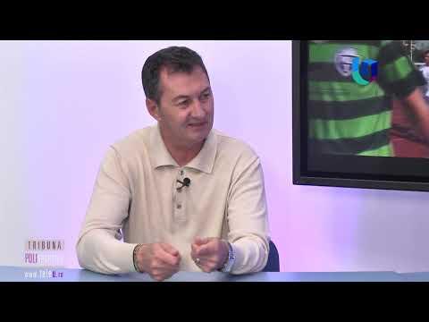 TeleU: Marius Cociu la Tribuna polisportivă