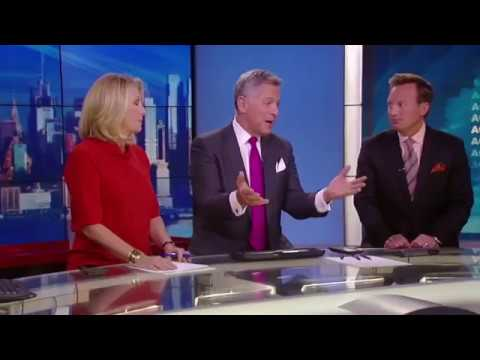 WABC Eyewitness News at 6pm 2017 Close / ABC World News Open
