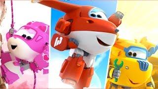Супер Крылья: Джетт и его друзья - 33 серия | Мультики про самолеты и вертолеты